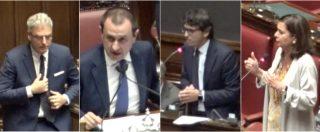 """Pd, LeU e M5s contro Mollicone (Fdi), il deputato che aveva messo alla gogna le colleghe giudicate """"scollate"""""""