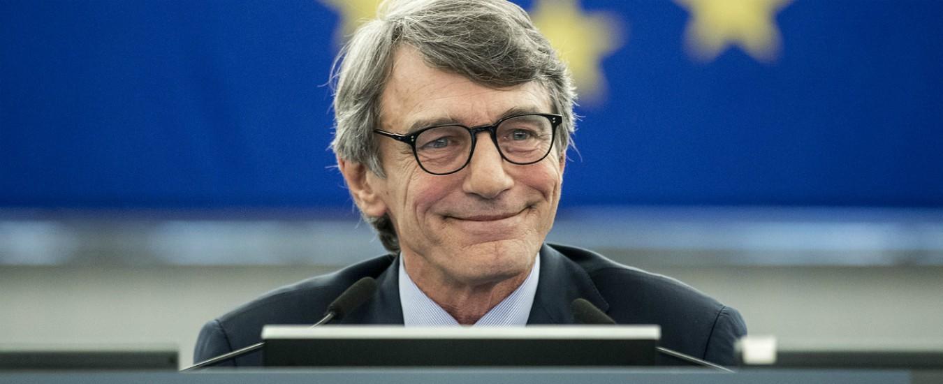 David Sassoli, chi è il nuovo presidente del Parlamento europeo: dal Tg1 alla carriera politica