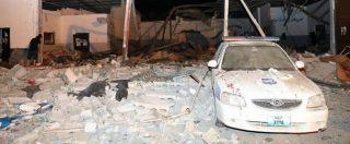 """Libia. Si voleva colpire la vicina caserma, ma a Tajoura è stata mattanza di civili. Ong: """"Serve soluzione per i superstiti"""""""