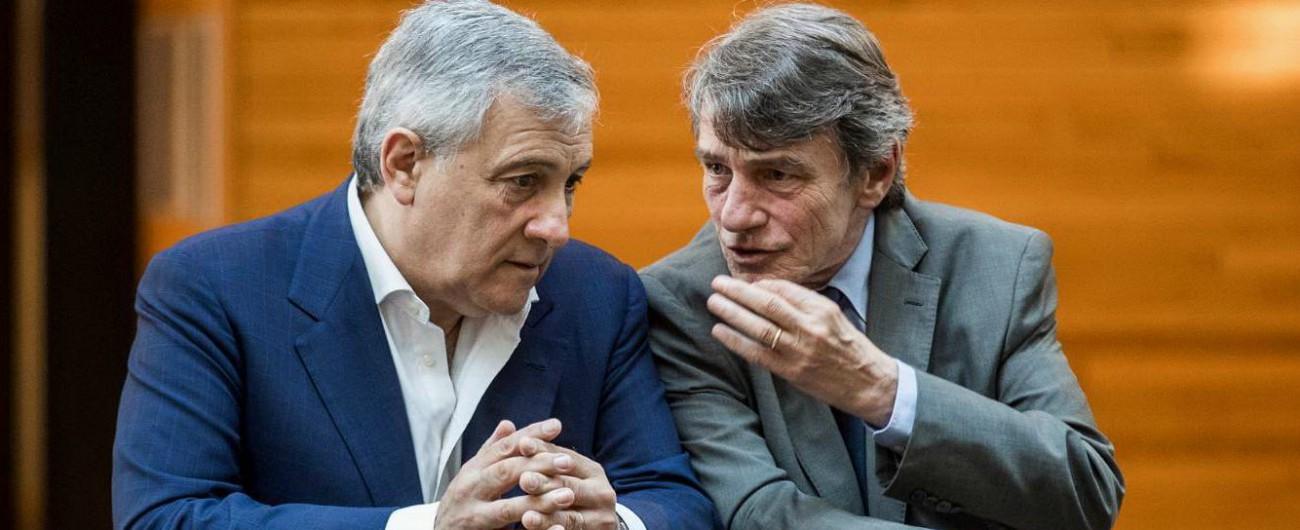 """Parlamento europeo, Sassoli (Pd) favorito per la presidenza dell'assemblea: """"Restituire fiducia tra cittadini e istituzioni"""""""