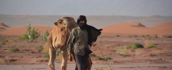 Il deserto è un universo splendido, ma spietato