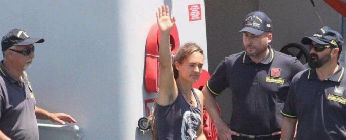 """Sea Watch 3, parla Carola Rackete: """"Mi sono sentita lasciata sola dalla Germania. La politica di Salvini viola i diritti umani"""""""