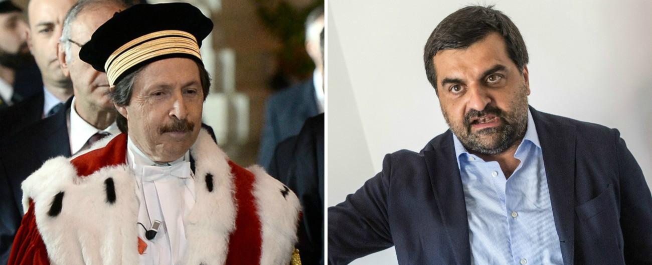 """Caos procure, Fuzio anticipa le dimissioni: """"Impossibile garantire funzionalità della procura generale della Cassazione"""""""