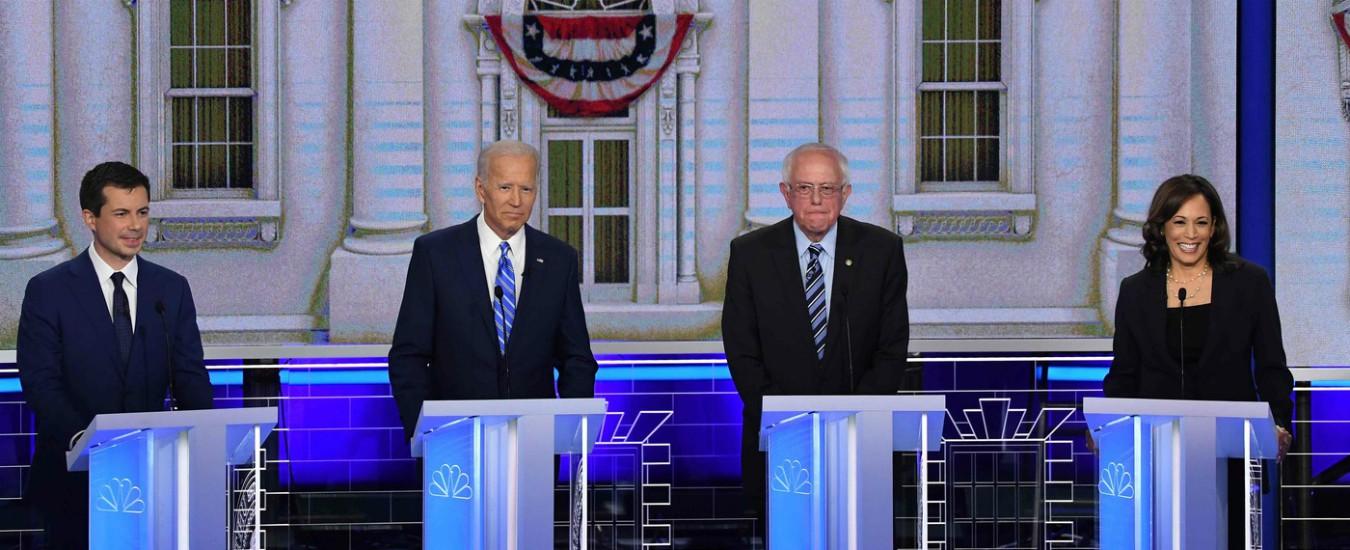 Usa 2020, nei primi sondaggi sui candidati dem c'è già una sorpresa