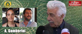 """Carola Rackete, l'avvocato Gamberini: """"Quereliamo Salvini. Per leoni da tastiera forse citazioni civili di risarcimento"""""""