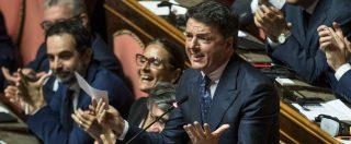 """Migranti, Renzi accusa il Pd: """"Errore esasperare tema e dire no a fiducia su Ius soli"""". Ma fino al 2018 era il leader"""