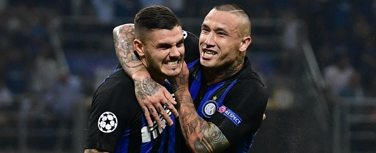 """Inter, Marotta: """"Icardi e Nainggolan non fanno parte del progetto nerazzurro"""""""