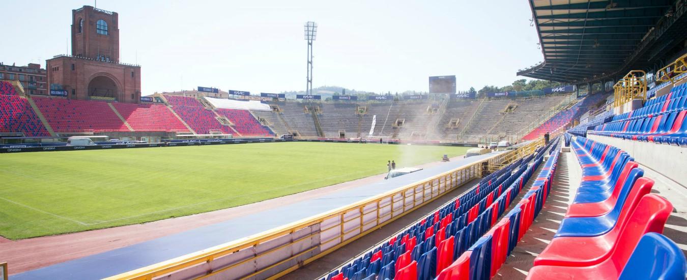 Bologna, rapina allo stadio Dall'Ara: rubati da 20mila euro degli abbonamenti