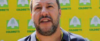 """Migranti, Salvini: """"Libia porto sicuro? Non in questo momento. Stiamo lavorando perché situazione torni tranquilla"""""""