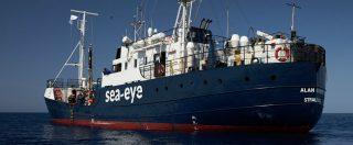 """Alan Kurdi, Malta autorizza lo sbarco dei 65 migranti: """"Subito ricollocati"""". Attracco alle 21. Sea-Eye: """"Ce l'abbiamo fatta"""""""