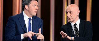Migranti, Minniti contro Renzi: 'Mi indicò come uomo simbolo, ora mi attacca'. E Gentiloni: 'Ius soli? Coraggio mancò a lui'