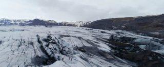 Cambiamenti climatici e ricerca scientifica, su Sky il doc Ice on fire prodotto e narrato da Di Caprio. La clip in anteprima