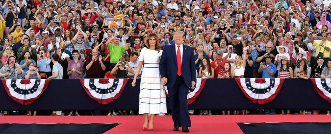 Trump, il presidente che dà il meglio di sé quando dice sciocchezze