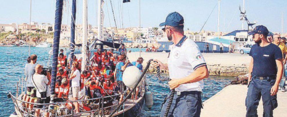 Alex e Alan Kurdi, sbarcano i migranti