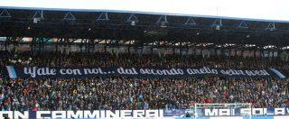 """Ferrara, violate norme antisismiche: Gdf sequestra parte dello stadio della Spal. La denuncia: """"Pericolo per gli spettatori"""""""