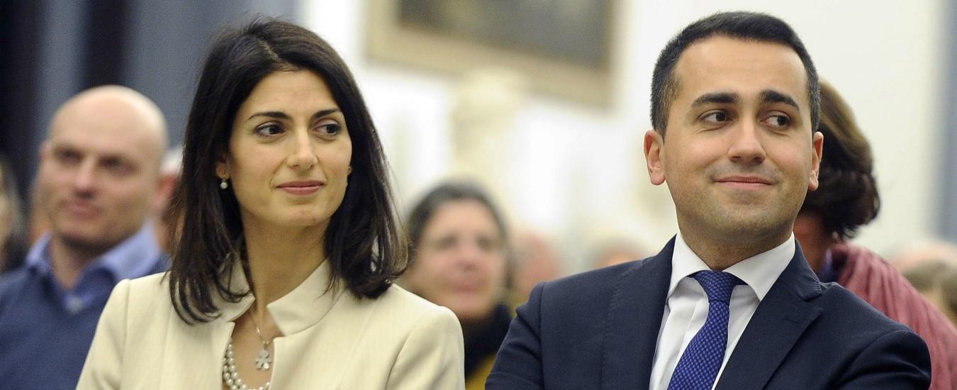 """M5S, Raggi e Di Maio smentiscono strappi: """"Ci attaccano, ma ci rafforzano"""". Lei però vuole una sponda sui rifiuti"""