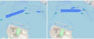Venezia, la nave da crociera rischia di schiantarsi contro i battelli: la ricostruzione satellitare della rotta