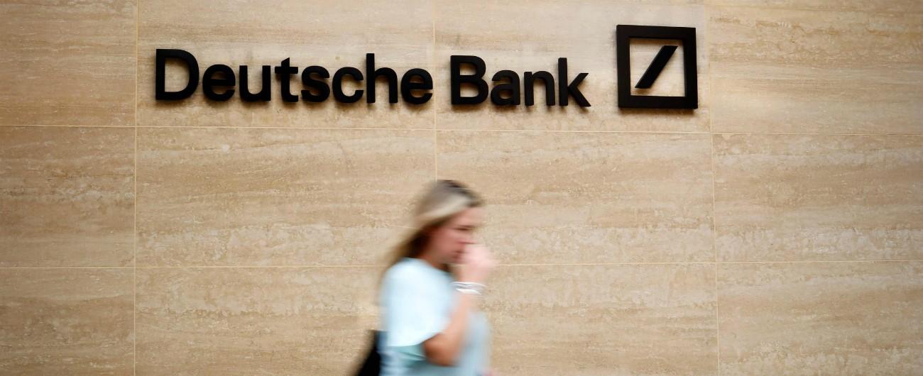 Deutsche Bank, già partiti i licenziamenti: a Londra i trader sgomberano le scrivanie