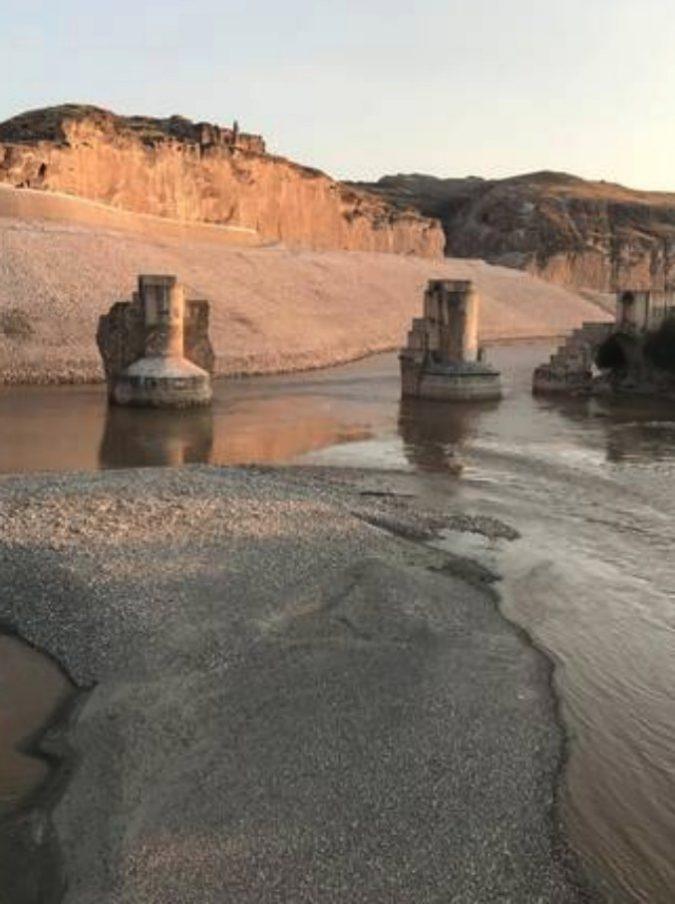Turchia, un sito archeologico rischia finire sott'acqua per via della diga di Ilisu
