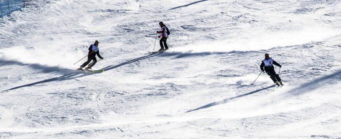 Montagna, continuiamo a finanziare neve artificiale. Perché?