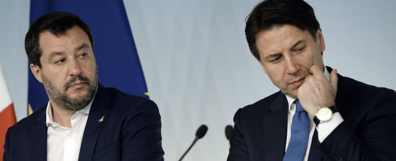 """Manovra, Salvini: """"Lunedì incontro i sindacati"""". Palazzo Chigi: """"La legge di bilancio si fa nelle sedi istituzionali"""""""