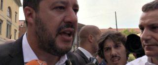 """Migranti, Salvini: """"Missione Sophia? Recuperò migliaia di persone e le portò in Italia. A Trenta rispondo coi numeri"""""""