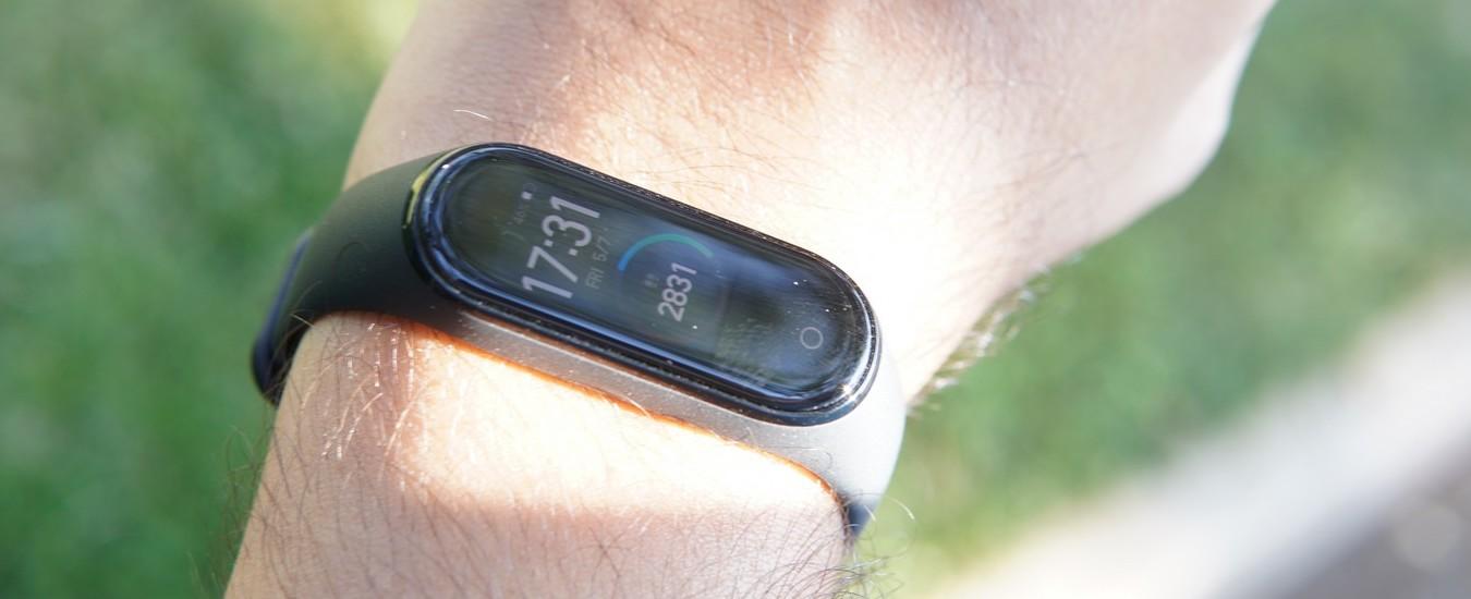 Xiaomi Mi Band 4 è la smartband da 35 euro che ha tutto, tranne il GPS
