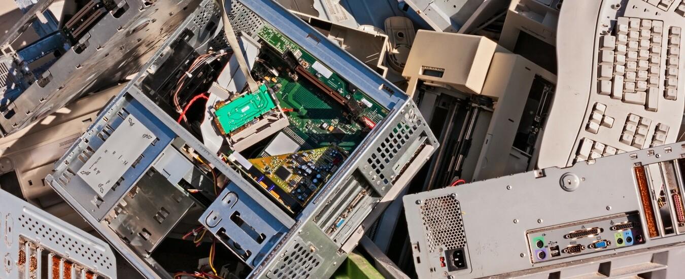 Riciclaggio più efficiente dei rifiuti RAEE grazie alla ricerca europea