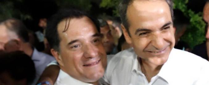 Grecia, da venditore di enciclopedie in tv a ministro degli investimenti: chi è Adonis Georgiadis