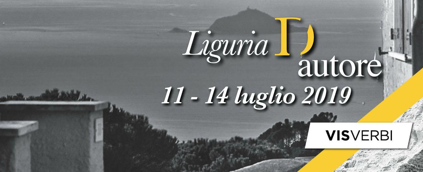 Liguria d'Autore 2019, tre giorni di incontri e dibattiti. Tra gli ospiti: Steve Bannon e Nicola Gratteri