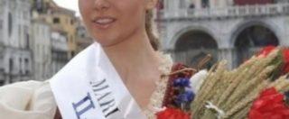 """Marianna Serena, muore a 24 anni """"l'angelo"""" del Carnevale di Venezia"""