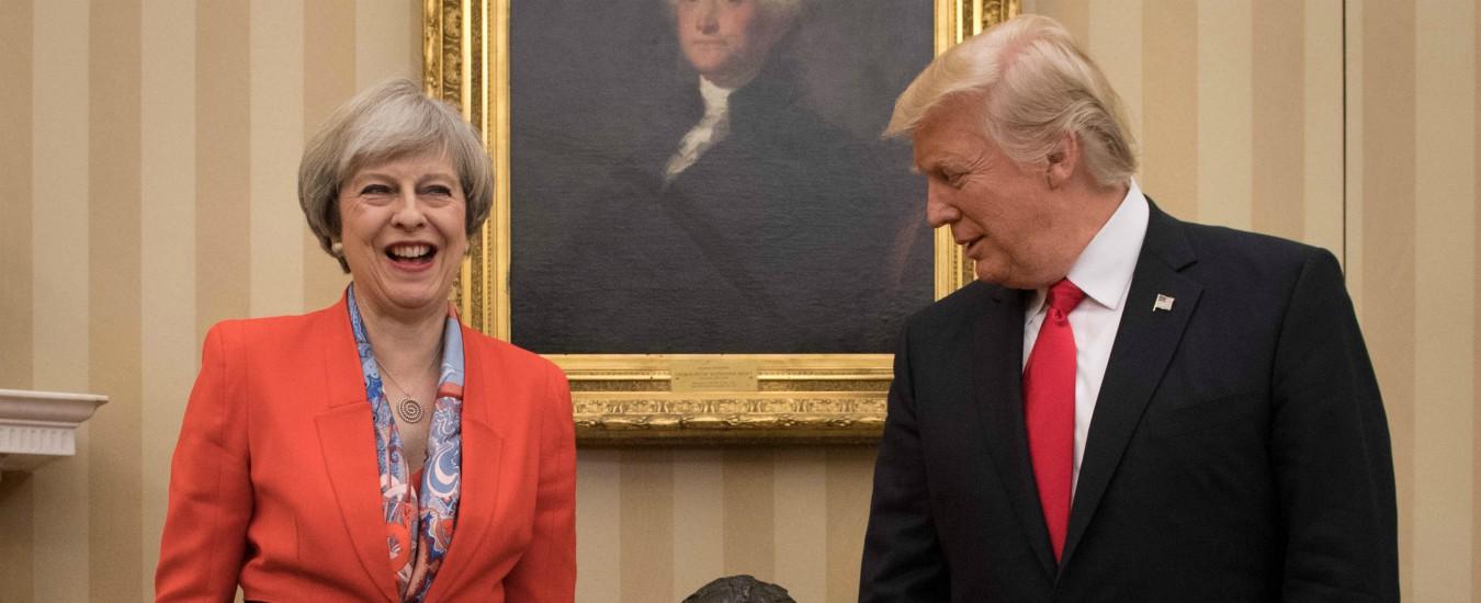 """Usa-Gb, si è dimesso l'ambasciatore britannico che aveva criticato Trump: """"Impossibile ricoprire l'incarico"""""""