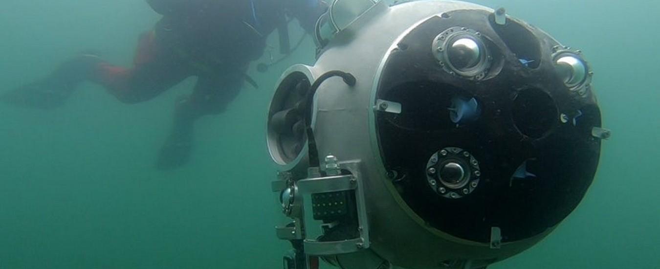 Un robot subacqueo europeo mappa autonomamente le gallerie delle miniere abbandonate