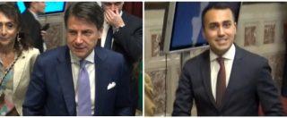 Fondi russi a Lega, la domanda a Conte e Di Maio: 'Chiederete chiarimenti a Salvini?'. Ma loro non rispondono