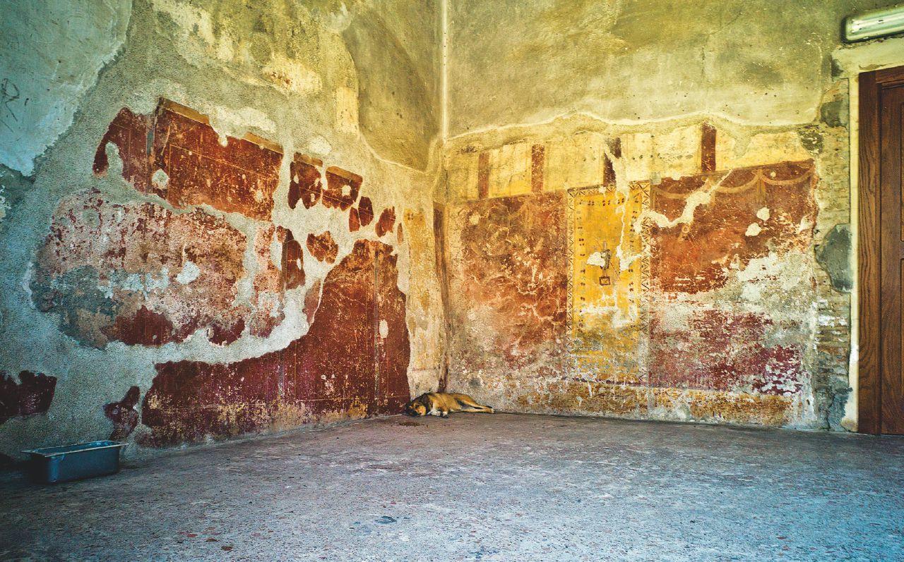 Bombe di Pompei: dormienti come la nostra cultura