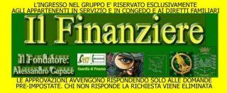 """Finanzieri su Facebook: """"Dovevamo sparare a Carola"""". Gdf invia screenshots in Procura. Tria: """"Severità"""""""