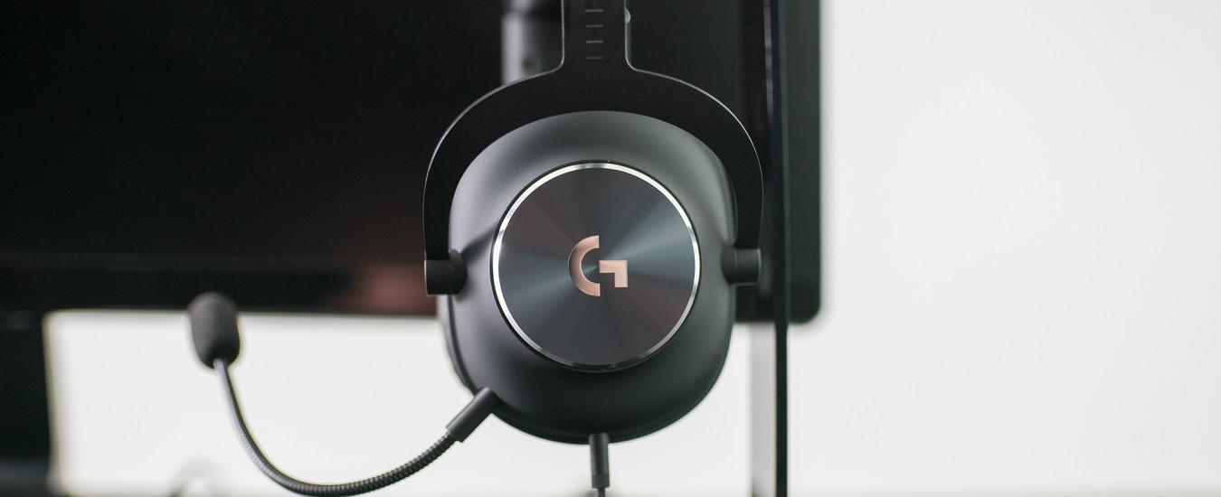 Logitech G Pro e G Pro X sono le nuove cuffie per videogiocatori esigenti