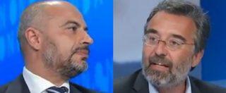 """Damilano a Paragone: """"Salvini capo del governo, voto su Diciotti inizio della vostra fine"""". """"Non è vero, parlano i fatti"""""""