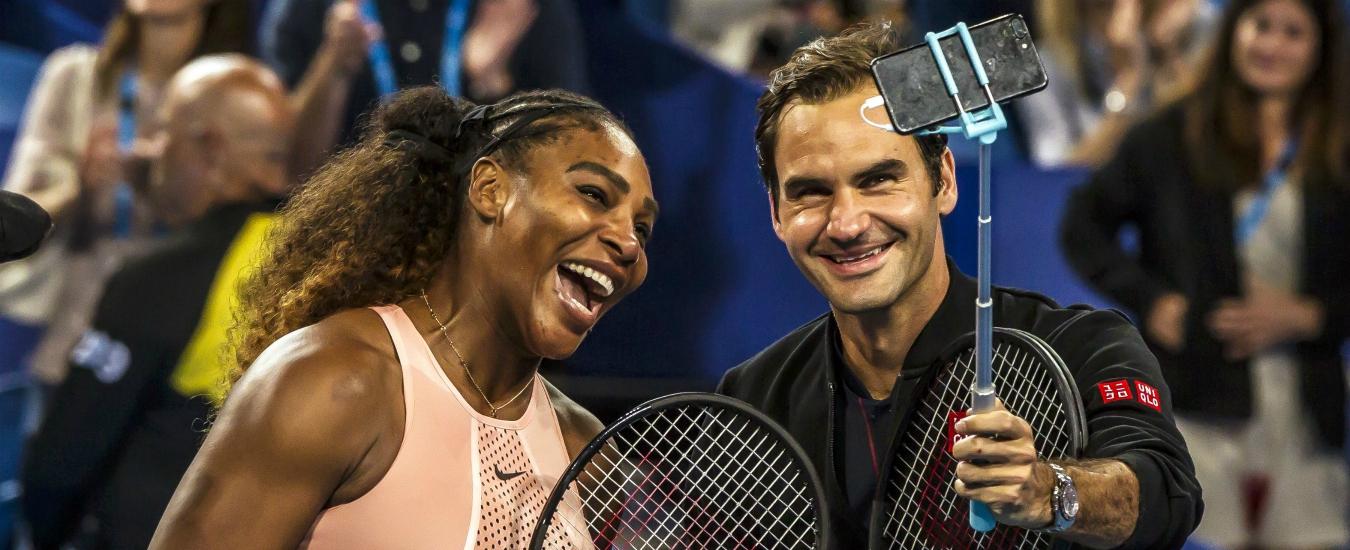Wimbledon, Roger e Serena sono i più forti. Non è ancora l'ora di ricordarli
