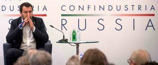 """Russia-Lega, Buzzfeed: """"Tre domande a Salvini"""". Quel buco di 12 ore tra l'incontro con il vicepremier e il negoziato di Savoini"""