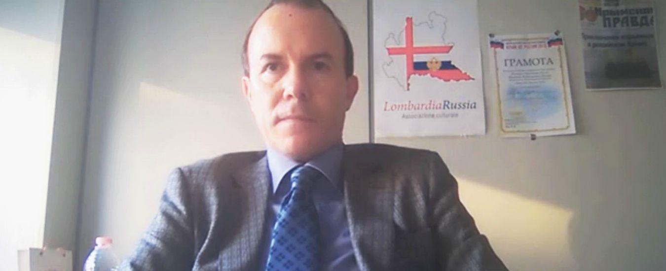 """""""Fondi Russia alla Lega"""", Procura di Milano apre fascicolo per corruzione internazionale: indagato Savoini"""