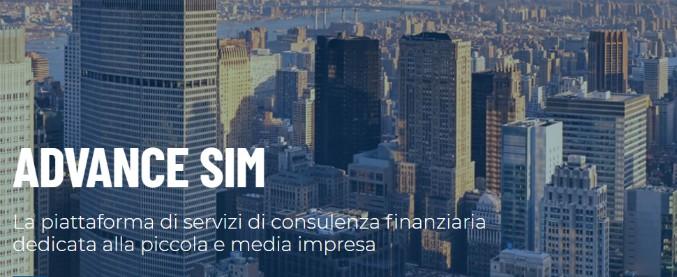 Advance sim va in liquidazione coatta su proposta della Banca d'Italia