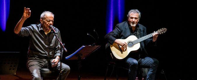 Quanta musica c'è in una canzone? Risponde Massimo Germini, fedele scudiero di Roberto Vecchioni