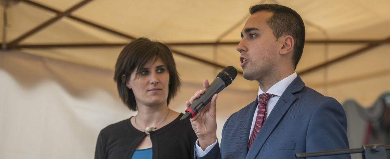 """Torino, Di Maio difende Appendino dalle """"minoranze rancorose"""": """"E' il futuro del movimento, con lei anche se si dimette"""""""