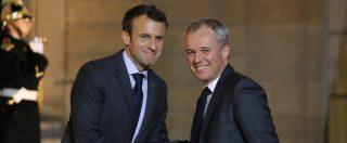 Francia, il ministro dell'Ambiente sotto accusa: cene a ostriche e champagne e la cabina armadio con i soldi pubblici