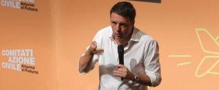 """Fondi russi alla Lega, Renzi attacca: """"Se Savoini chiese soldi a una potenza straniera è alto tradimento. Salvini chiarisca"""""""