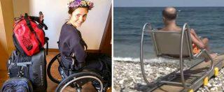 Vacanze, per i disabili partire non è un diritto. Poche strutture e aerei off limits per colpa di bagni inaccessibili