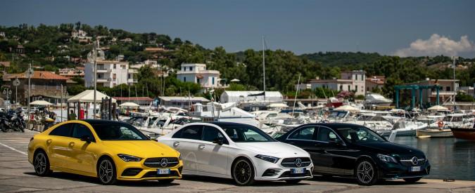 Classe A Sedan, CLA e Classe C: le tre variazioni sul tema di Mercedes-Benz