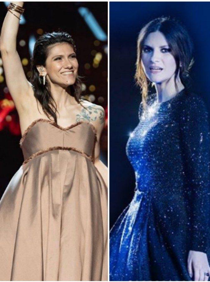 """Laura Pausini: """"Io l'ho rifiutato"""". Scoppia la polemica, Elisa le risponde: """"Anche se fossi la seconda scelta non mi vergogno"""""""