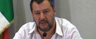 """Lega, Salvini: """"Savoini non invitato da me. Non so cosa ci facesse a quel tavolo, chiedetelo a lui"""""""